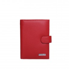 Обложка на паспорт матовая Farmina 305 M Red