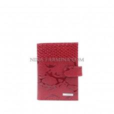 Обложка на паспорт F 095 M 19