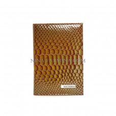 Обложка на паспорт NF 9286 orange