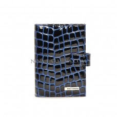 Обложка на паспорт и авто документы NF 9320 blue-1