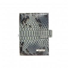 Обложка на паспорт и авто документы NF 9320 gray