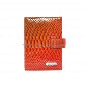 Обложка на паспорт и авто документы NF 9320 orange