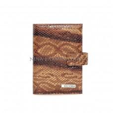Обложка на паспорт и авто документы NF 9320 wheat