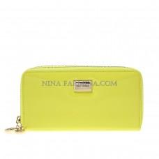 Кошелёк NF 9285 -1 lemon