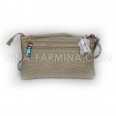 Женская сумка 06AN_11551-beige