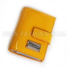 Визитница 1028_Yellow