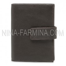 Визитница MB-1028A Dark Brown