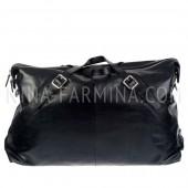 Дорожная сумка из натуральной кожи 820_1_Black