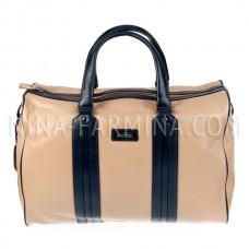Дорожная сумка из натуральной кожи xl8597