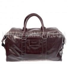 Дорожная сумка, искусственная кожа xl8714 Coffee