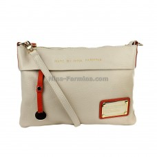 Клатч  NINA FARMINA NF-8212 Beige Orange