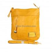 Клатч NINA FARMINA NF-935#  Yellow