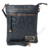 клатч MARC JACOBS MJ-8215 BLUE GRAY
