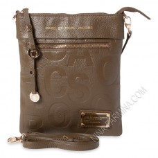 клатч MARC JACOBS MJ-8215 DARK KHAKI