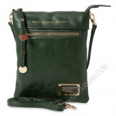 клатч MARC JACOBS MJ-8215 DARK GREEN