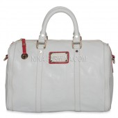 Сумка MJ-2660 WHITE-RED