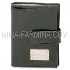 Визитница NF-1028-DARK GREEN